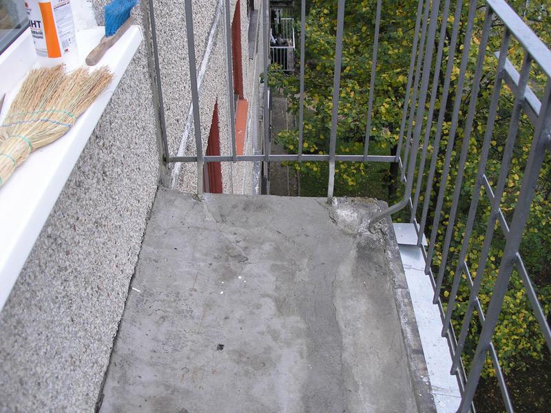 Положить плитку своими руками на балконе 172