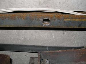 Увеличение гаражного проема и отделка гаражных ворот