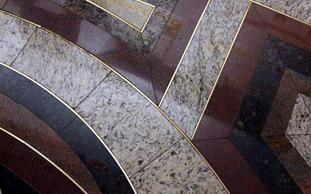 Декоративные пороги в интерьере 2009