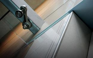 Декоративные пороги в интерьере 2011