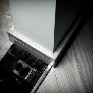 Декоративные пороги в интерьере 2012